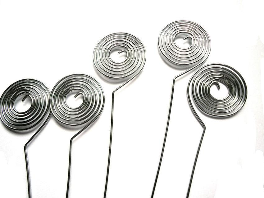 Espiral Para Biscuit e Lembrancinha de Metal c/100