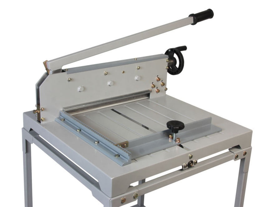 Guilhotina Semi Industrial STD-430 Largura 43cm corta 300 folhas Sem Mesa