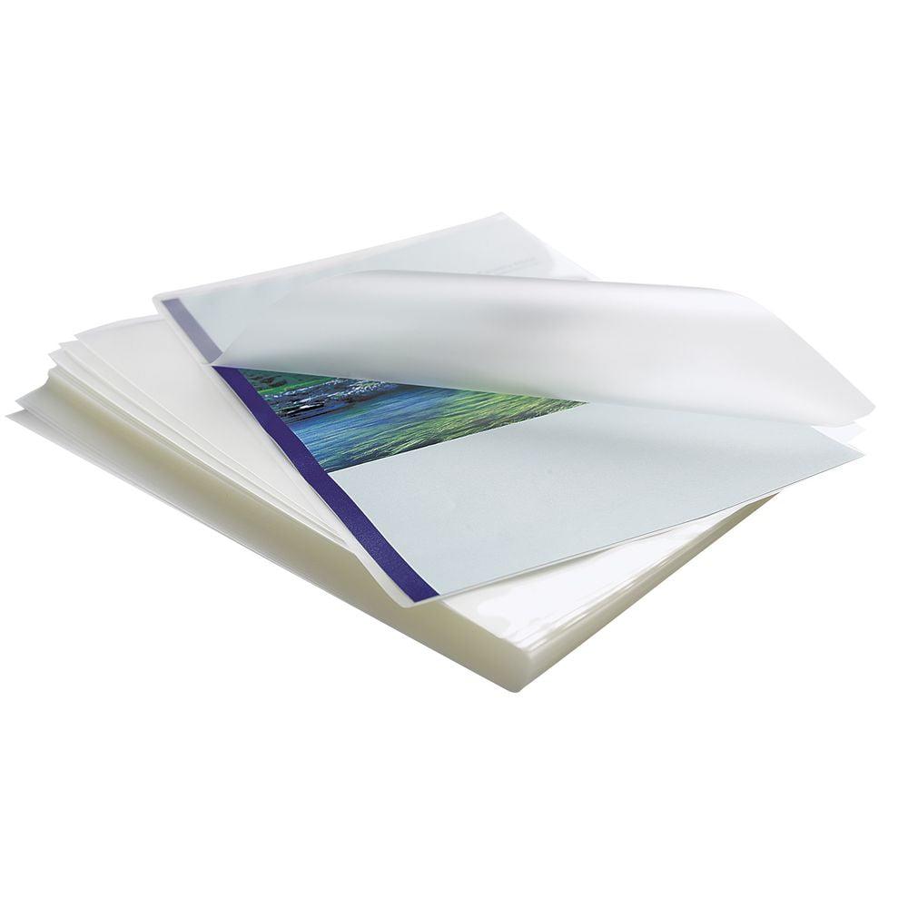 Plastico Para Plastificação Cartão Cnpj Polaseal para Plastificar 121x191 esp 007 c/100 pçs