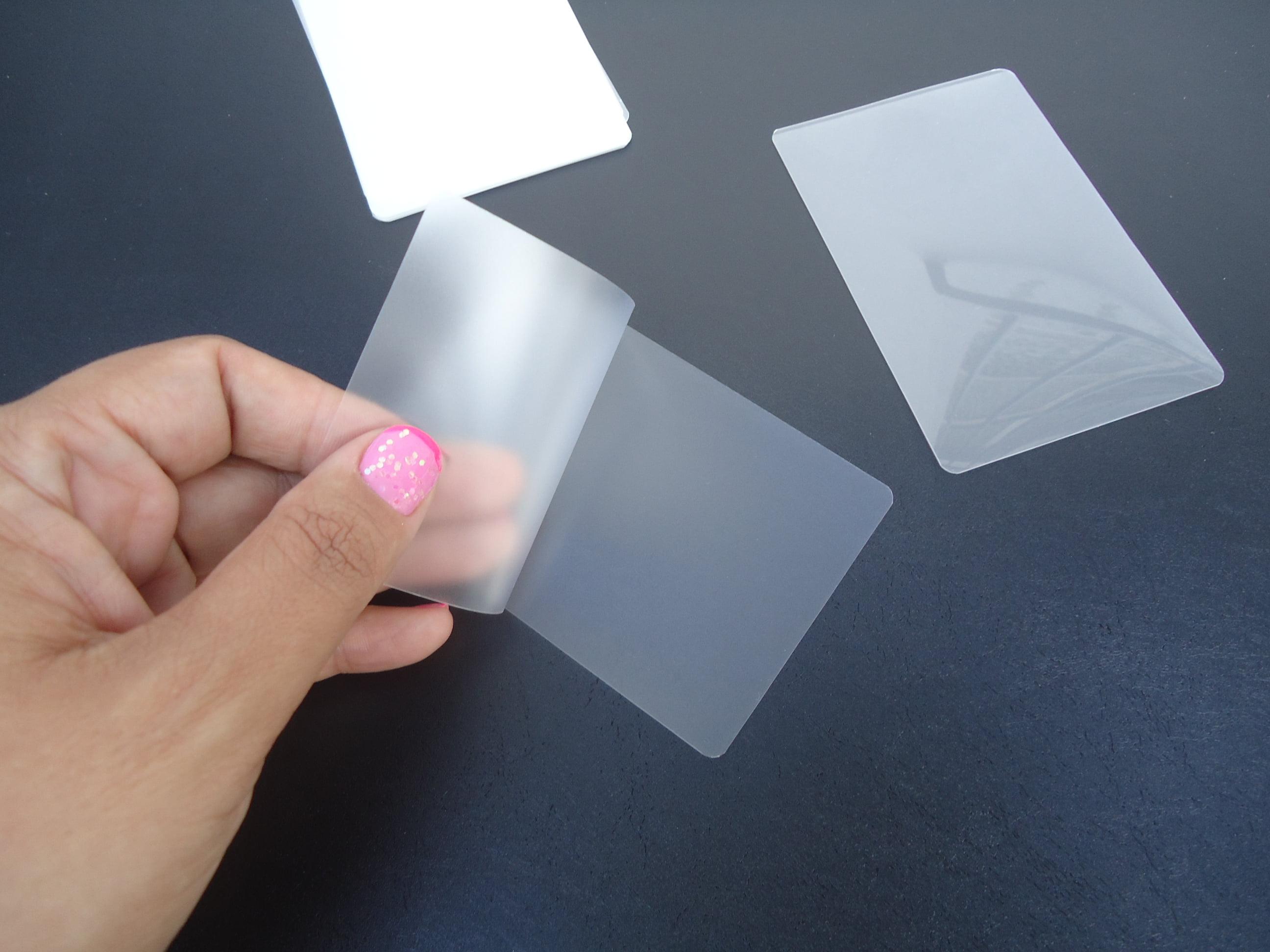 Plastico Para Plastificação Polaseal Cpf 66X99 Espessura 005 125 microns c/100