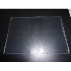 Protetor Para Carteira de Trabalho e Passaporte c/100 peças
