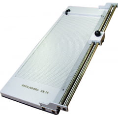 Refiladora Grande Formato Faca rotativa EXR-760 larg 760mm Com Mesa