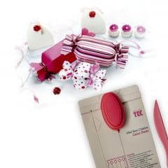 Furador Scrapbook Mini Base Criativa Caixa De Doce Toke e Crie -17676 (MBC002)