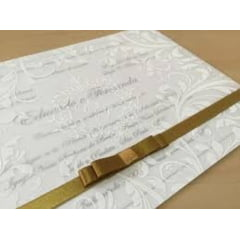Papel Vegetal para Convite Casamento 15 anos Aniversario 180gr A4 (210x297mm) c/50 fls