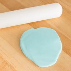 Rolo Para Massa Biscuit Pasta Americana Maciço 2,5 X 35 cm