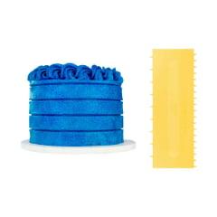 Espátula para Bolo Confeitaria Decorativa Cod15 Blue Star