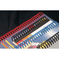 Encadernadora Perfuradora Para Encadernação Espiral Oficio 10fls EEXO10