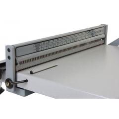 Encadernadora Perfuradora Manual EX-15/20 para 20 folhas