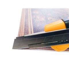 Estilete Largo Profissional + 10 Lâmina P/Artesanato Scrapbook Stencil