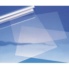 Filme de Poliéster Acetato 50 Microns 1,0x50M Para Obras Arte Gráfica Industria