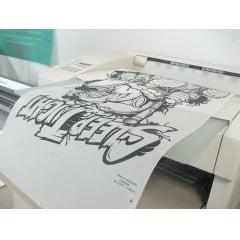 Papel Vegetal para Fotolito Desenho Artesanato 180GR A-3 (297X420MM) C/100 FLS