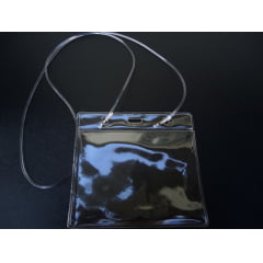 KIT Protetor Pvc P/Cracha Horizontal 80x110 + Cordão Silicone Ponteira C/25